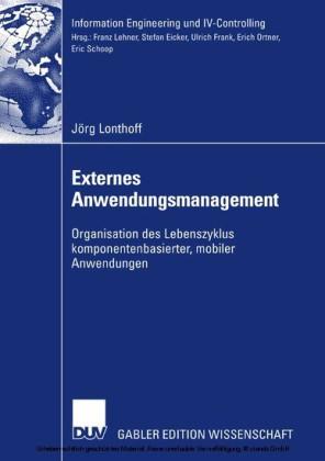 Externes Anwendungsmanagement