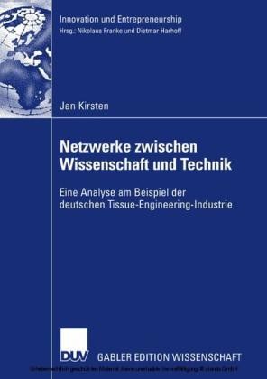 Netzwerke zwischen Wissenschaft und Technik