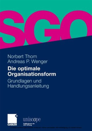 Die optimale Organisationsform