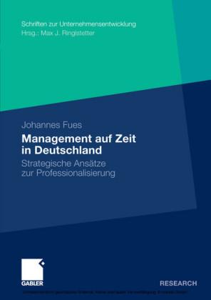 Management auf Zeit in Deutschland