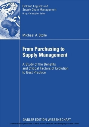 From Purchasing to Supply Management