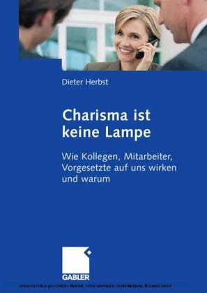Charisma ist keine Lampe