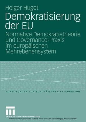 Demokratisierung der EU
