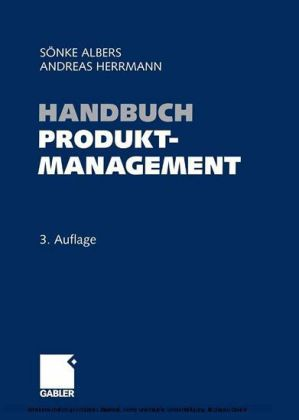 Handbuch Produktmanagement