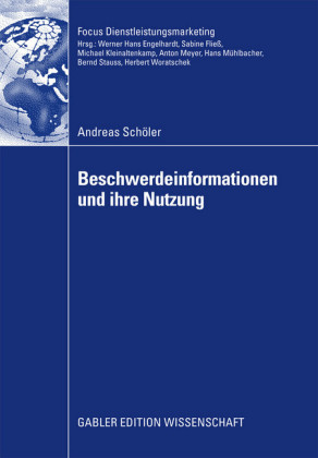 Beschwerdeinformationen und Ihre Nutzung