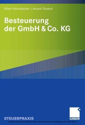Besteuerung der GmbH & Co. KG