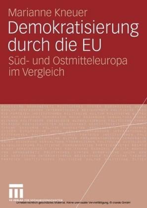 Demokratisierung durch die EU
