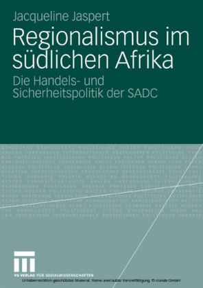 Regionalismus im südlichen Afrika