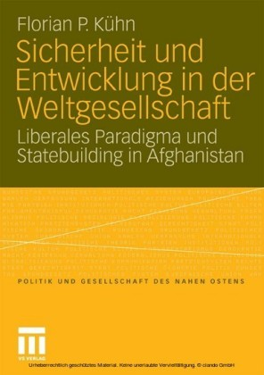Sicherheit und Entwicklung in der Weltgesellschaft
