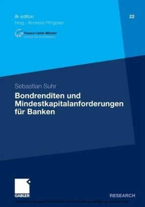 Bondrenditen und Mindestkapitalanforderungen für Banken