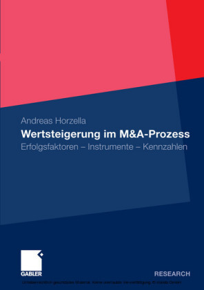 Wertsteigerung im M&A-Prozess