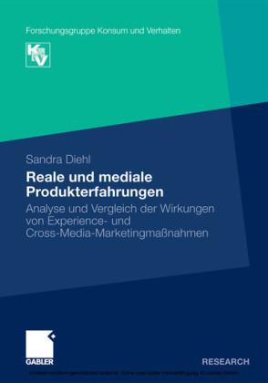Reale und mediale Produkterfahrungen