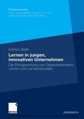 Lernen in jungen, innovativen Unternehmen