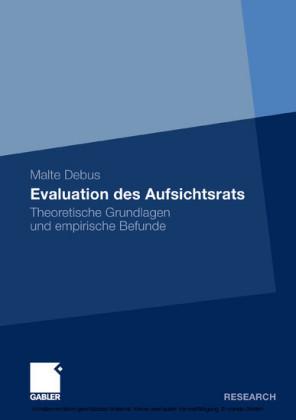 Evaluation des Aufsichtsrats