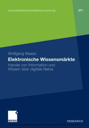 Elektronische Wissensmärkte