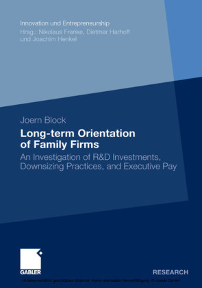 Long-term Orientation of Family Firms