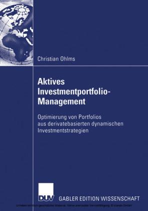 Aktives Investmentportfolio-Management