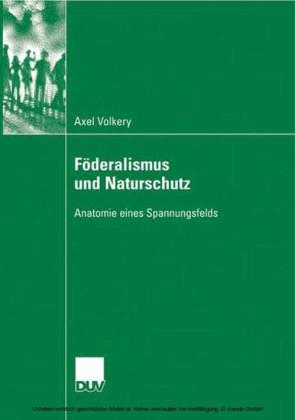 Föderalismus und Naturschutz