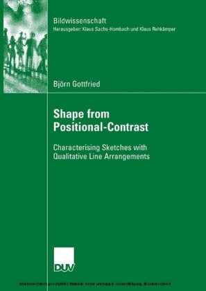 Shape from Positional-Contrast