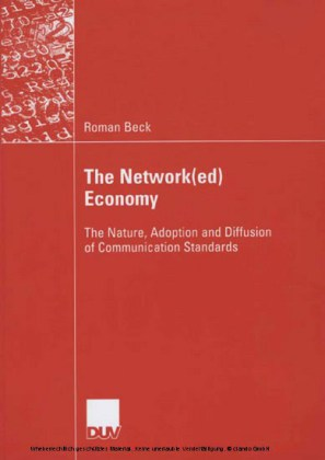 The Network(ed) Economy