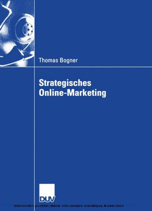 Strategisches Online-Marketing