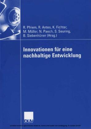 Innovationen für eine nachhaltige Entwicklung