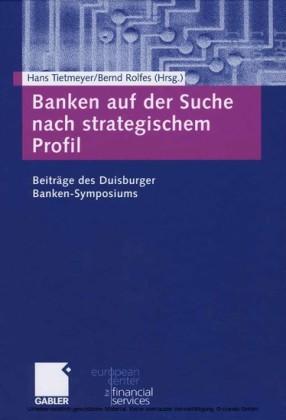 Banken auf der Suche nach strategischem Profil