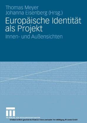 Europäische Identität als Projekt