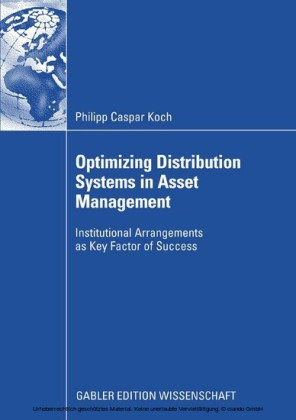 Optimizing Distribution Systems in Asset Management