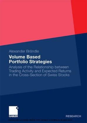Volume Based Portfolio Strategies