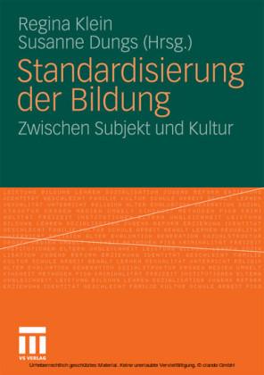 Standardisierung der Bildung