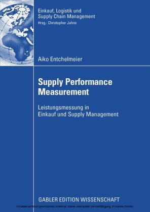 Supply Performance Measurement