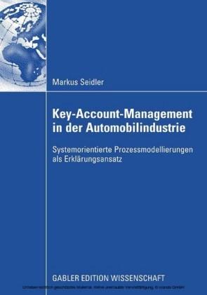 Key-Account-Management in der Automobilindustrie