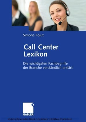 Call Center Lexikon