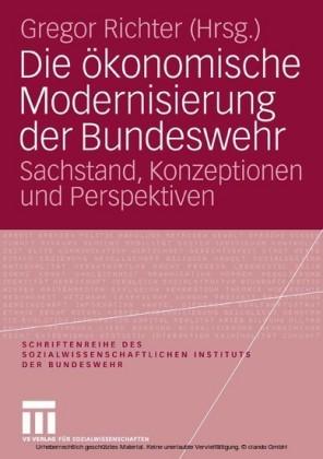 Die ökonomische Modernisierung der Bundeswehr