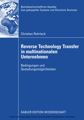 Reverse Technology Transfer in multinationalen Unternehmen