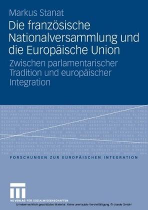 Die französische Nationalversammlung und die Europäische Union
