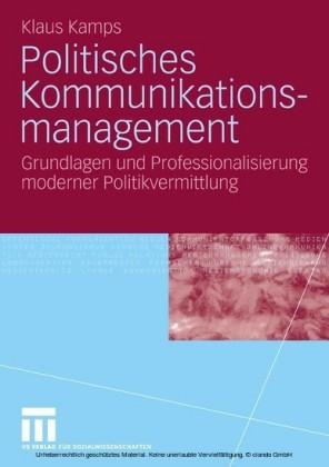 Politisches Kommunikationsmanagement