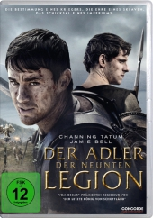 Der Adler der Neunten Legion, 1 DVD Cover