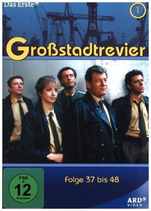 Großstadtrevier, 4 DVDs