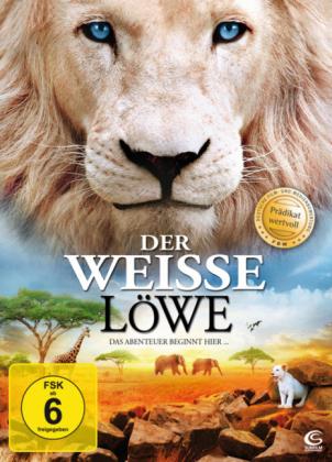 Cover des Mediums: Der weiße Löwe