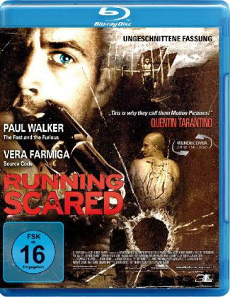 Running Scared, 1 Blu-ray