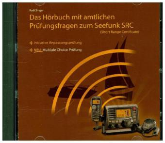 Seefunk SRC, 2 Audio-CDs