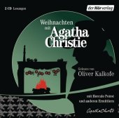 Weihnachten mit Agatha Christie, 2 Audio-CDs Cover