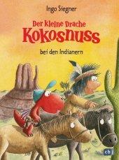 Der kleine Drache Kokosnuss bei den Indianern Cover