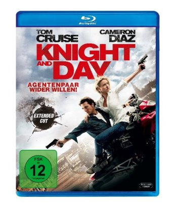 Knight & Day, Extended Version, 1 Blu-ray
