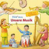 Hör mal - Unsere Musik, m. Soundeffekten Cover