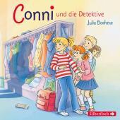 Meine Freundin Conni, Conni und die Detektive, Audio-CD