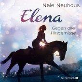 Elena: Ein Leben für die Pferde - gegen alle Hindernisse, 1 Audio-CD Cover