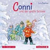 Meine Freundin Conni, Conni und der große Schnee, Audio-CD Cover
